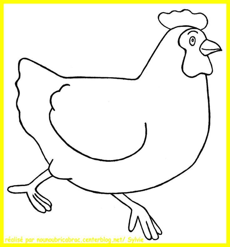 Les 25 meilleures id es de la cat gorie poule dessin sur - Dessin de poules ...