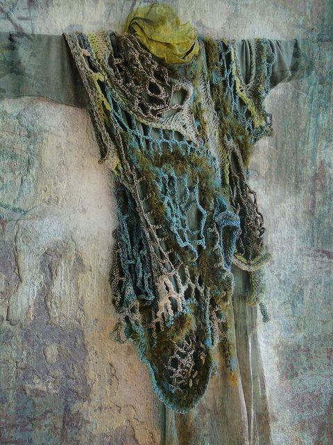 mizziemorawez freeform knitting