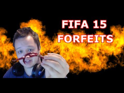 Fifa 15 Forfeits: Extra Hot Chillies