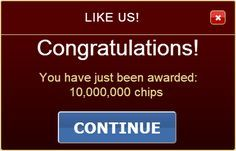 Doubledown Casino 10M Free Chips