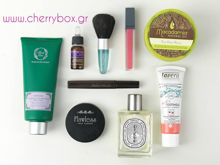 We love them all!! #cherrybox #goodies #brands