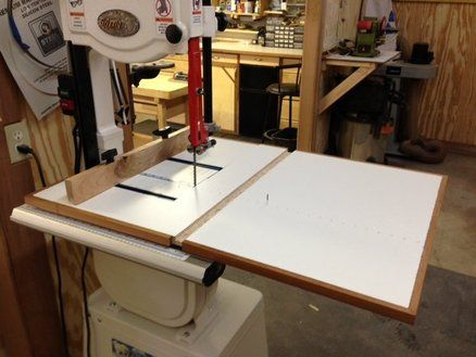 Band Saw Table Plans Free Woodworking Projects Amp Plans