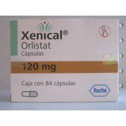 Orlistat xenical pastillas para adelgazar