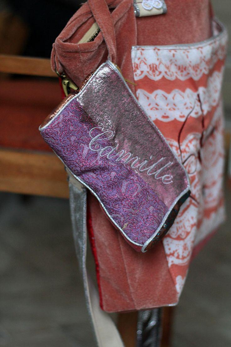 lovely little purse for talented ballerina