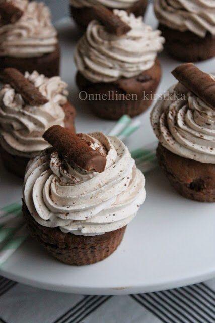 Pätkis-cupcakes