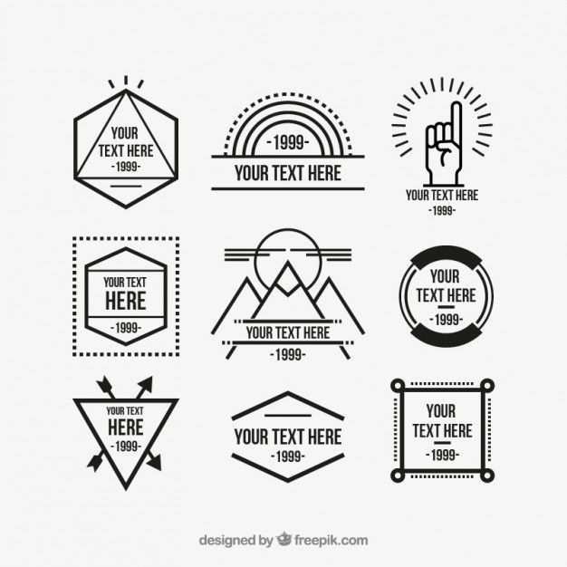 17 Best ideas about Hipster Logo on Pinterest | Hipster design ...
