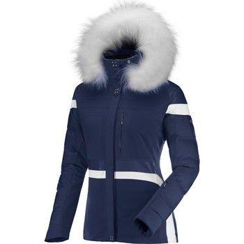 Manteaux et vestes Femmes - Duvillard Blouson  BLOUSON DE SKI TALEFRE  - bleu
