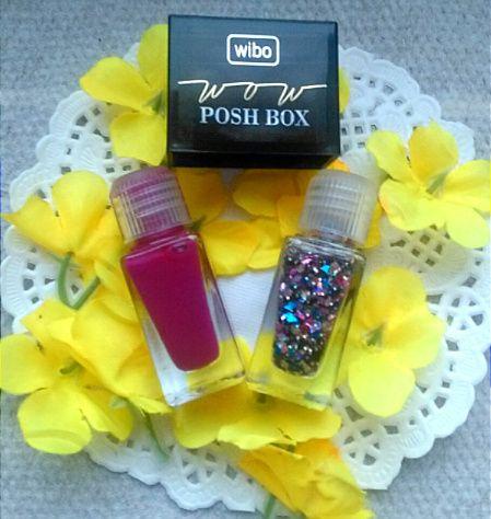 Wibo Wow Posh Box Nail Polish no. 4