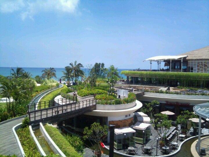 Beachwalk, Bali