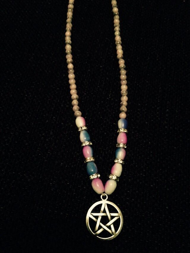 Pentagramsmycke