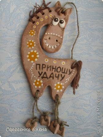 Игрушка Поделка изделие Новый год Лепка Роспись Новогодняя компания Гуашь Тесто соленое фото 15
