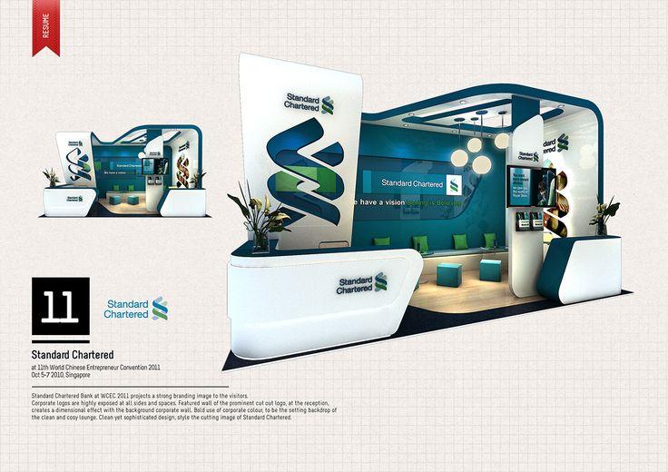 D Exhibition Designer Job In : Https behance gallery exhibition design