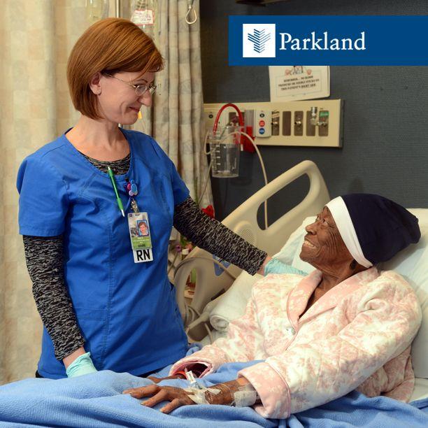 Parkland Hospital Dallas Patient Room