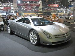 cadillac cien 2 door sports coupe 2002 cars pinterest. Black Bedroom Furniture Sets. Home Design Ideas