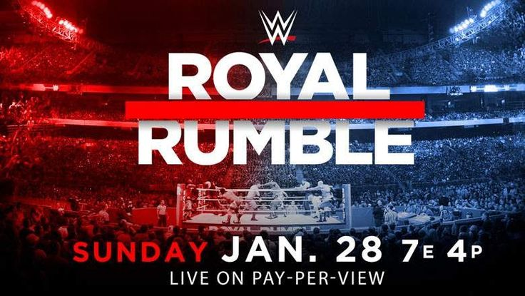 Watch WWE Royal Rumble 2018 1/28/18 – 28th January 2018 Full Show Online