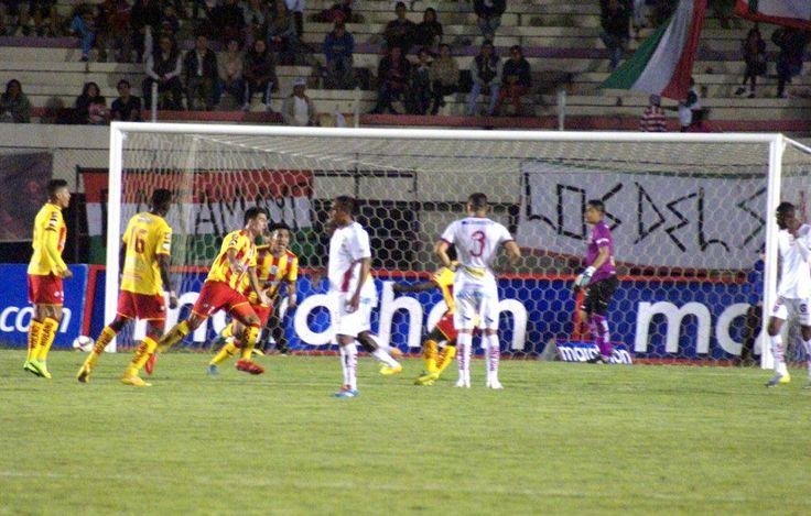 Aucas goleó 5-2 a Liga de Loja en su visita al Reina del Cisne - Fútbol - Deportes | El Universo