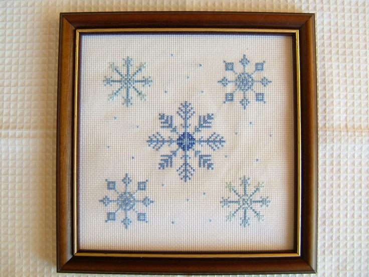 1.雪の結晶