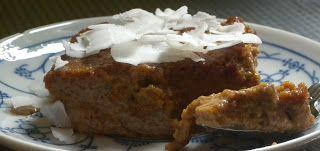 Eet goed, Voel je goed: Pompoen Custard en Pompoencake