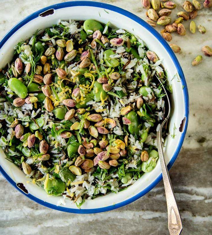 recipes mario batali and nancy silverton burrata with speck peas and ...