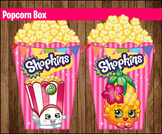 Great Shopkins ...