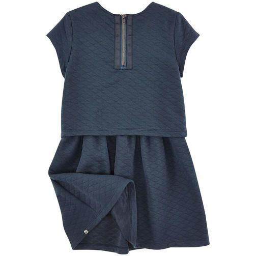 Ikks - Платье из стеганого трикотажа джерси - 132533