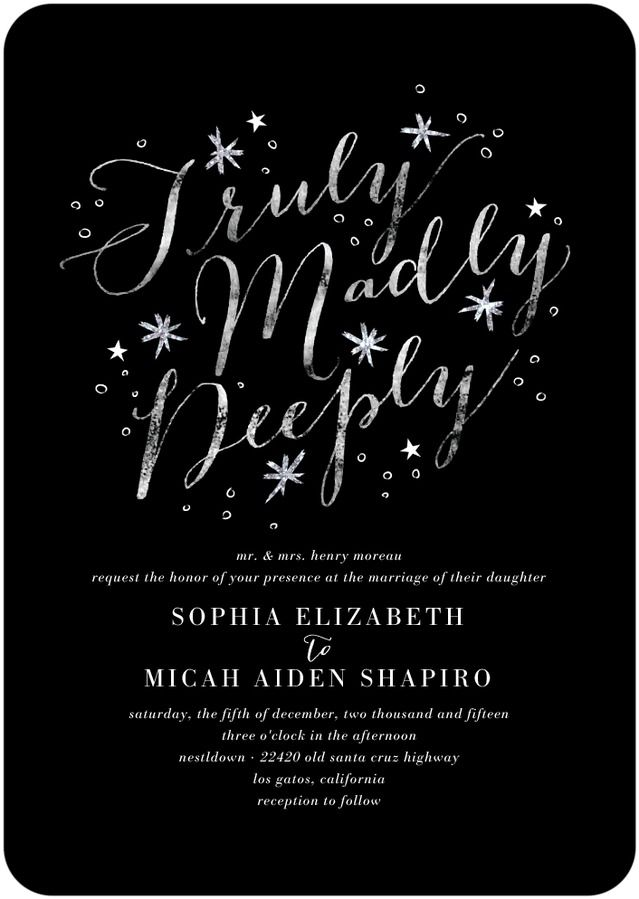 81 best Modern Wedding Invitations images – Wedding Paper Divas Bridal Shower Invitations