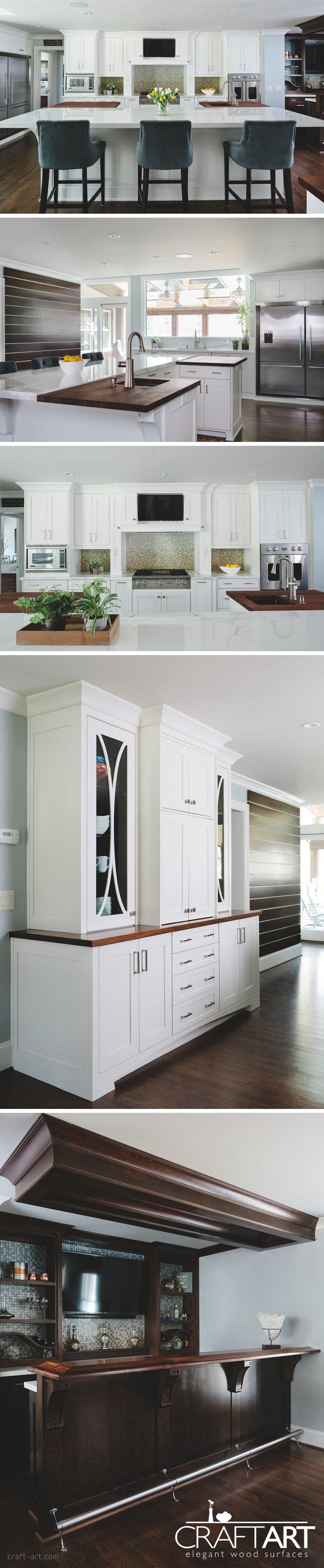 Kitchen craft cabinets atlanta - Stunning Craft Art Kitchen
