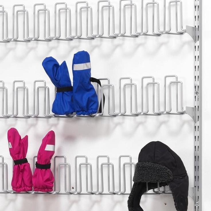 Torkställ för vantar och mössor / Drying rack for hats and mittens