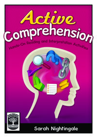 Teacher Sarah Nightingale's best selling title is packed with comprehension activities that encourage a hands-on approach to engaging with texts. Get your students drawing, cutting, pasting, manipulating and physically organising their responses to texts in ways that promote their understanding. Over 20 activities in 64 photocopiable pages.