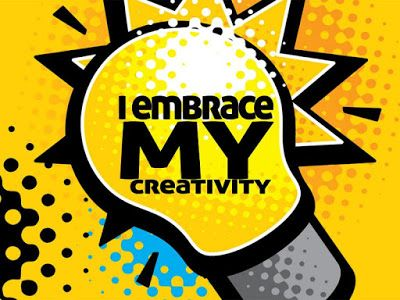 Free Affirmation Wallpaper - I embrace my creativity