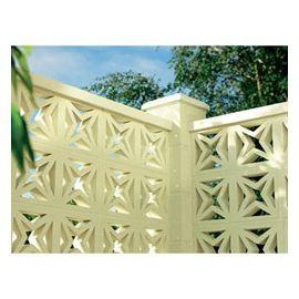 claustra corfou 20 x 40 x 5 cm ext rieurs terrasse mobilier jardin pinterest mobilier. Black Bedroom Furniture Sets. Home Design Ideas