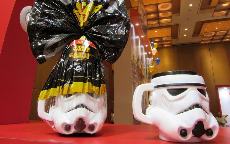 Nestlé Páscoa - ovo Star Wars