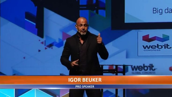 Igor Beuker is an energetic professional communicator with a proven track record as a keynote speaker and host.   He has appeared on countless television and radio shows as an independent, expert voice on emerging trends in #marketing, #media, and #innovation