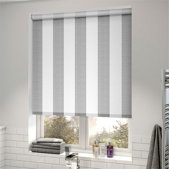 Choices Amelie Grey Roller Blind