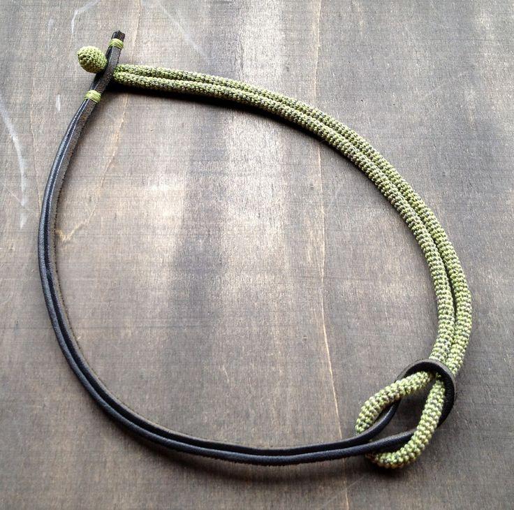 zsazsazsu: crochet jewelry - no tutorial, just for inspiration > combinatie van verschillende materialen