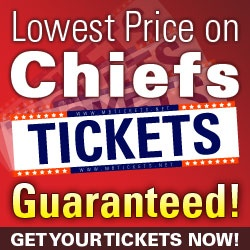 Affordable Kansas City Chiefs Tickets for you all!
