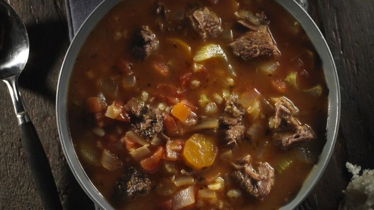 Beef Soup Recipe Food Network