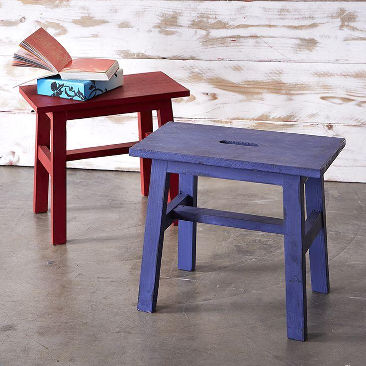 1000 id es sur le th me tabouret bois sur pinterest tronc peint tabourets peints et table de. Black Bedroom Furniture Sets. Home Design Ideas