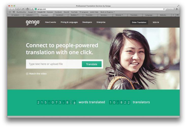 translation services / http://gengo.com