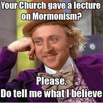 The Top 25 Mormon Memes on the Web - LDS SMILE