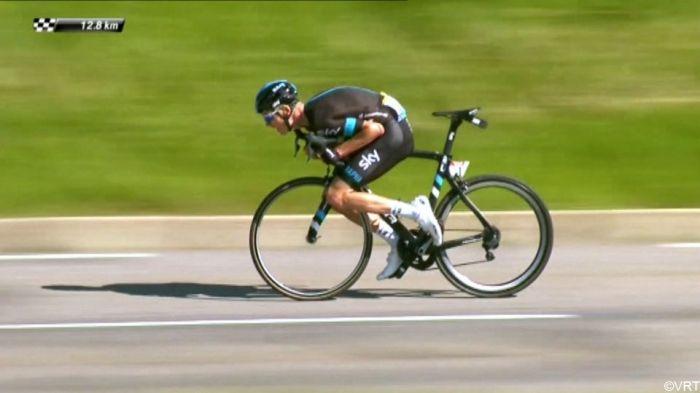 Крис Фрум - победитель 8-го этапа Тур де Франс-2016 http://velolive.com/velo_race/tour/12491-chris-froome-pobeditel-8-go-etapa-tour-de-france-2016.html  Крис Фрум (Chris Froome) стал победителем 8-го этапа Тур де Франс-2016, это его 6-я победа в карьере на этапе французского Гран-тура. 8-й этап Тур де Франс-2016 со стартом в По (Pau) и финишем в Баньер-де-Люшон (Bagneres de Luchon) - классический пиренейский этап. Это был первый из двух королевских горных этапов в Пиренеях с прохождением…