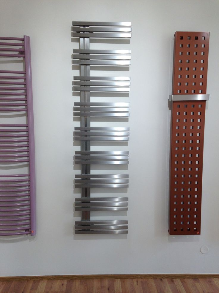 Indigo Stainless: Luxury stainless steel radiator. Radiator from stainless steel in 5 heights. Nontraditional shape of design radiator. Angular design into small or big bathrooms. Central connection. Available accessory: stainless steel valve set. Delivery: 4 weeks.