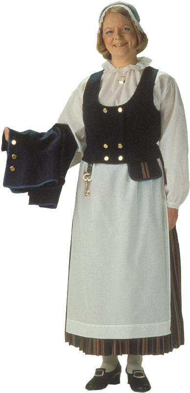 Ylä-Savon naisen puku