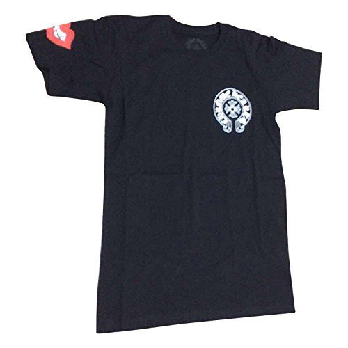 Amazon   Chrome Hearts クロムハーツ メンズ着用Tシャツ 半袖Tシャツ [並行輸入品]   Tシャツ・カットソー 通販