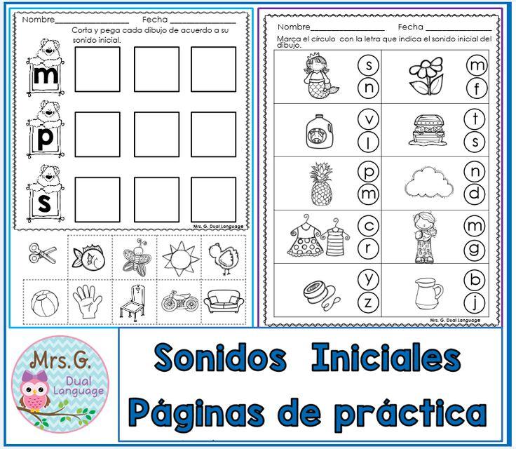 Best Spanish Images On   Bilingual Kindergarten