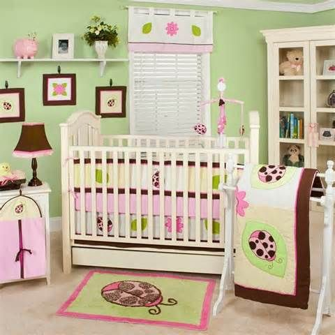 26 best Baby - Girl - Bedding images on Pinterest | Baby ...