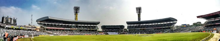 Iconic cricket grounds