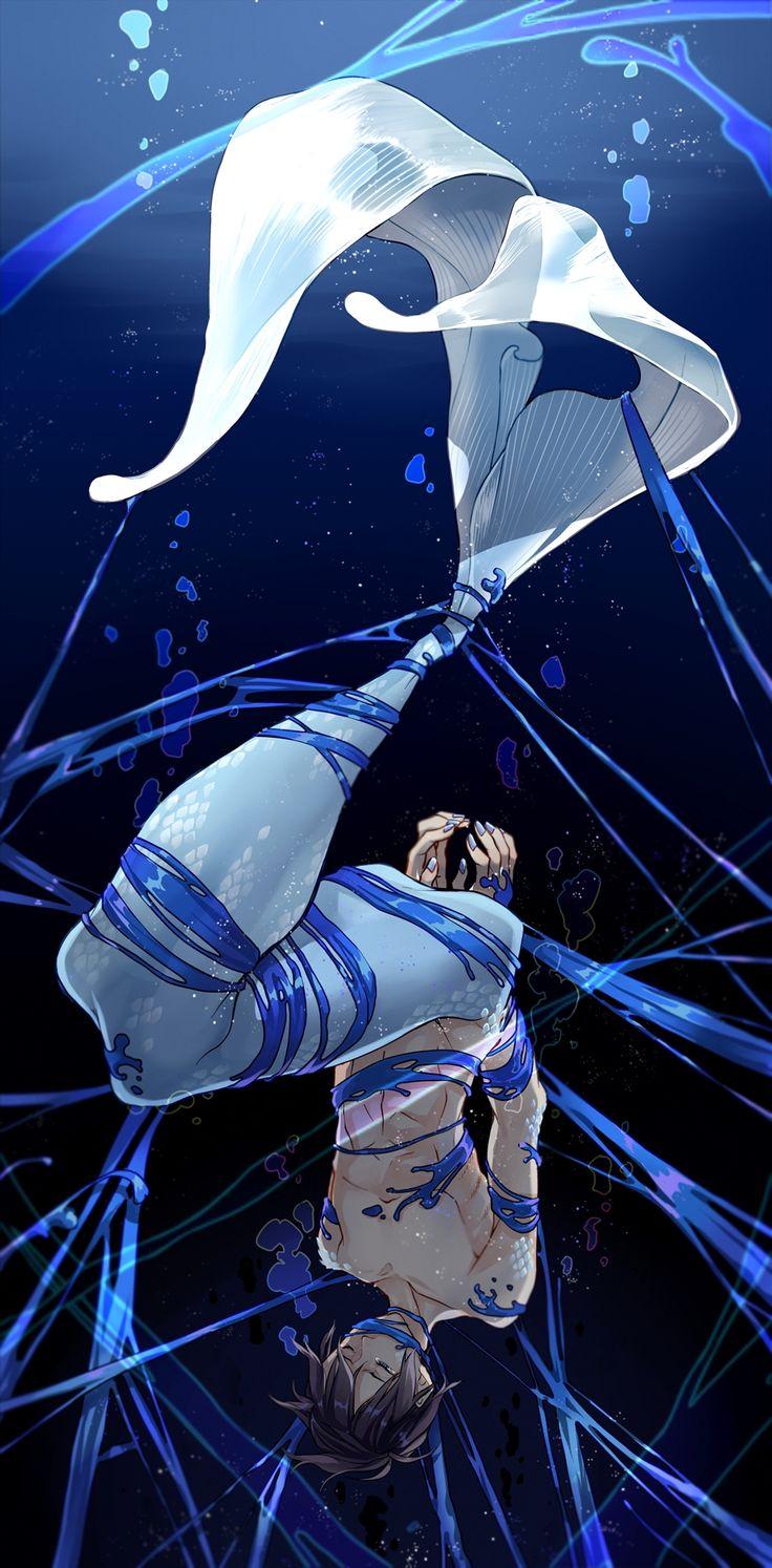 Free! - Iwatobi Swim Club, haruka nanase, haru nanase, haru, nanase, haruka, free!, iwatobi, merman