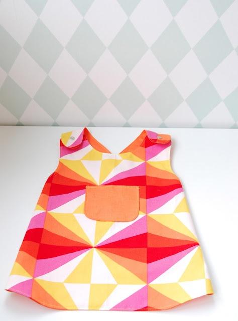 FargeBarn: Hvordan sy en kjole (og svar på spørsmål)