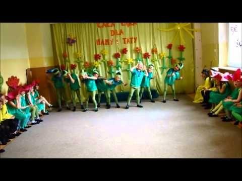 taniec żab- Przedszkole nr 10 w Lęborku - YouTube